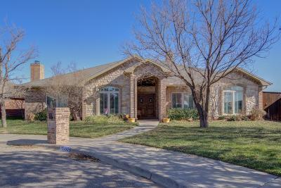 Lubbock Single Family Home For Sale: 11009 Genoa Avenue