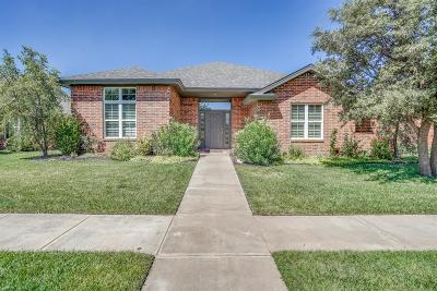 Lubbock Single Family Home For Sale: 10904 Quinton Avenue