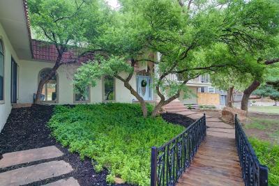 Ransom Canyon Single Family Home For Sale: 56 E Lakeshore