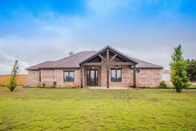 Lubbock Single Family Home For Sale: 5124 Private Road 7945