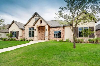 Lubbock Single Family Home For Sale: 4303 138th