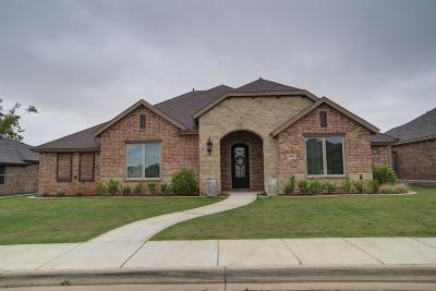 Lubbock Single Family Home For Sale: 4001 124th Street