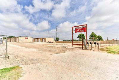 Lubbock Commercial For Sale: 8808 Interstate 27