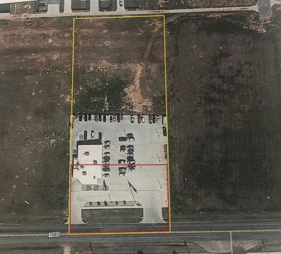 Lubbock Commercial Lots & Land For Sale: 4006 130th Street