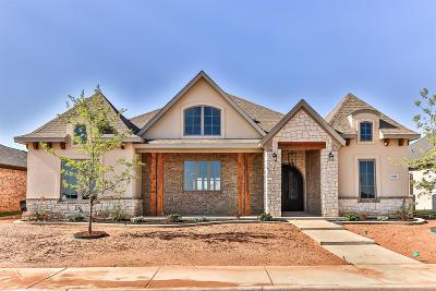Lubbock Single Family Home For Sale: 3523 141st
