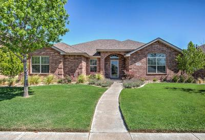 Lubbock Single Family Home For Sale: 3014 111th Street