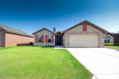 Lubbock Single Family Home For Sale: 1408 79th Street