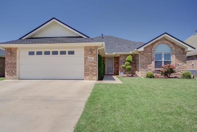 Lubbock TX Single Family Home For Sale: $255,900