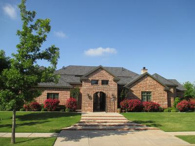 Lubbock Single Family Home For Sale: 3913 110th Street