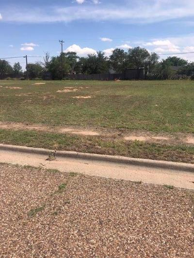 Lubbock County Residential Lots & Land For Sale: 1710 E 14th Street