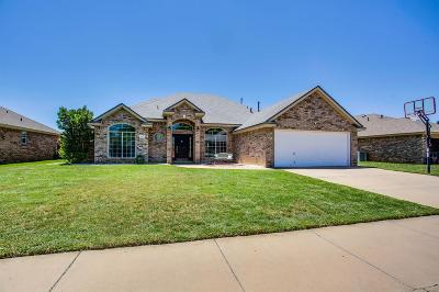 Wolfforth Single Family Home For Sale: 317 Raider Boulevard
