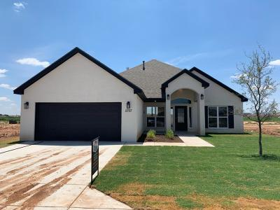 Lubbock Single Family Home For Sale: 5707 116th