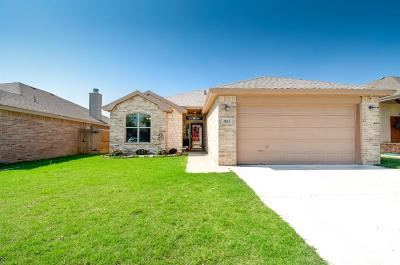 Lubbock Single Family Home For Sale: 2615 112th Street