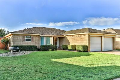 Lubbock Single Family Home For Sale: 3713 103rd Street