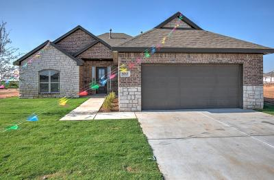 Lubbock Single Family Home For Sale: 5717 116th