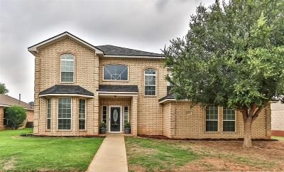 Lubbock Single Family Home For Sale: 609 N Vinton Avenue