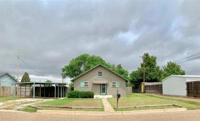 Abernathy Single Family Home Under Contract: 708 4th Street