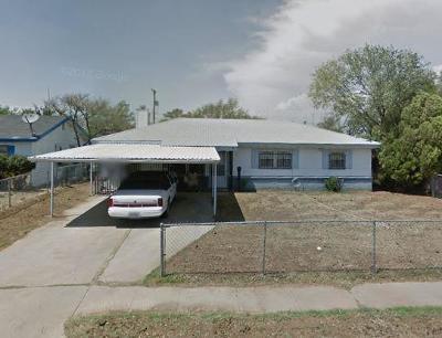 Lubbock Single Family Home Under Contract: 3307 E Colgate Street