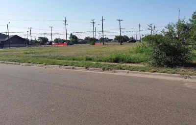 Lubbock County Residential Lots & Land For Sale: 1516 E 13th Street