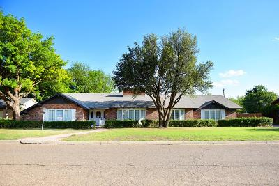 Bailey County, Lamb County Single Family Home For Sale: 404 E 12th Street