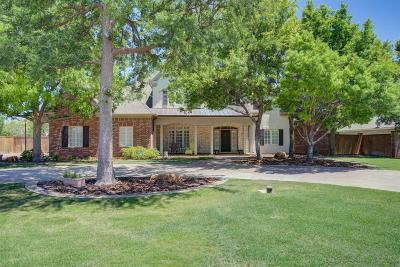 Lubbock Single Family Home For Sale: 5005 County Road 1430