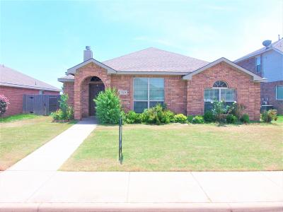 Lubbock Single Family Home For Sale: 5209 Harvard Street