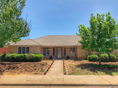 Lubbock Single Family Home For Sale: 6033 76th Street