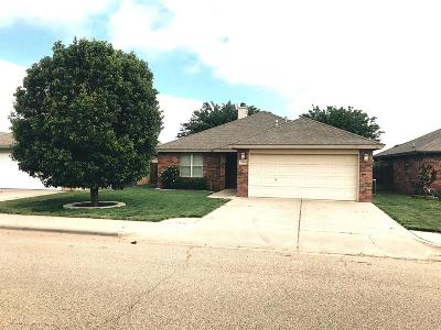 Lubbock Single Family Home For Sale: 2008 86th Street