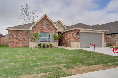 Lubbock Single Family Home For Sale: 5607 115th Street