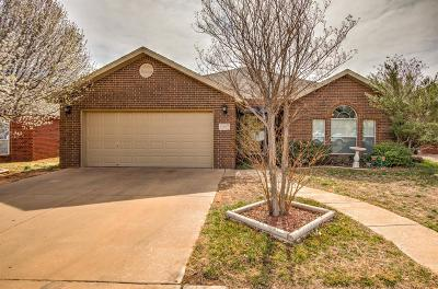 Lubbock Single Family Home For Sale: 6803 87th Street