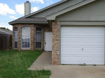 Lubbock TX Rental For Rent: $950