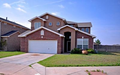 Lubbock Single Family Home For Sale: 8707 9th Street