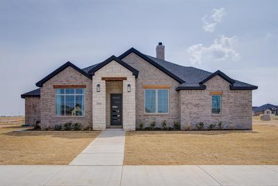 Lubbock TX Single Family Home For Sale: $479,000
