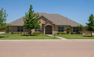 Lubbock Single Family Home For Sale: 6310 112th Street