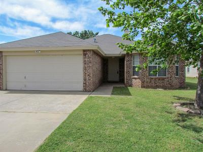 Lubbock Single Family Home For Sale: 6725 6th Street