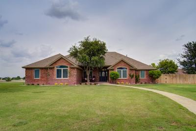 Lubbock Single Family Home For Sale: 6404 County Road 7445