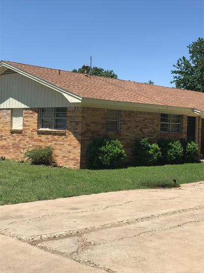 Lubbock TX Rental For Rent: $595