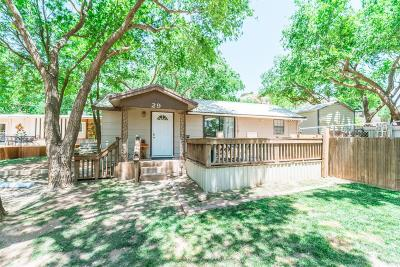 Single Family Home Under Contract: 29 Kit Carson Lane