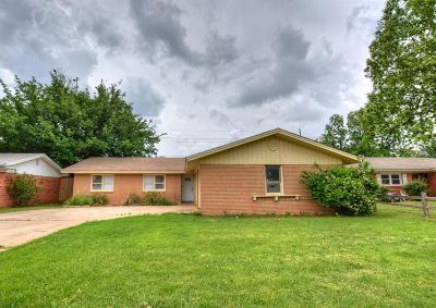 Lubbock TX Single Family Home For Sale: $119,500