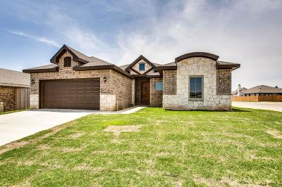 Lubbock County Single Family Home Contingent: 10302 Ave W
