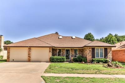 Lubbock Single Family Home For Sale: 5506 86th Street