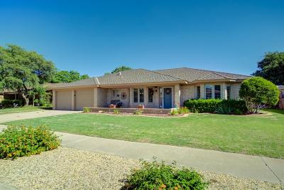 Lubbock Single Family Home For Sale: 5608 72nd Street