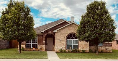 Lubbock TX Single Family Home For Sale: $229,900
