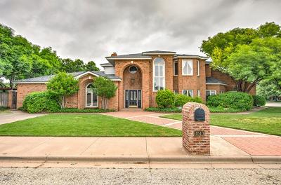 Lubbock Single Family Home For Sale: 4510 87th Street