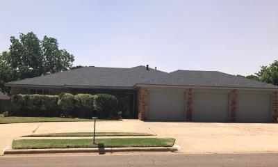 Lubbock Single Family Home For Sale: 5523 74th Street
