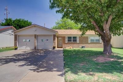 Single Family Home Under Contract: 4918 55th Street