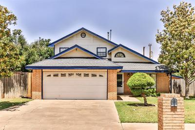 Lubbock Single Family Home For Sale: 4906 65th Street