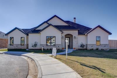 Lubbock Single Family Home For Sale: 4909 109th Street