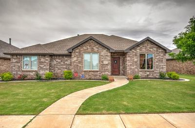 Lubbock Single Family Home For Sale: 4107 123rd Street