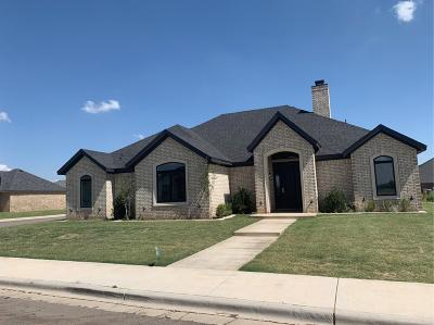 Lubbock Single Family Home For Sale: 3924 128th Street